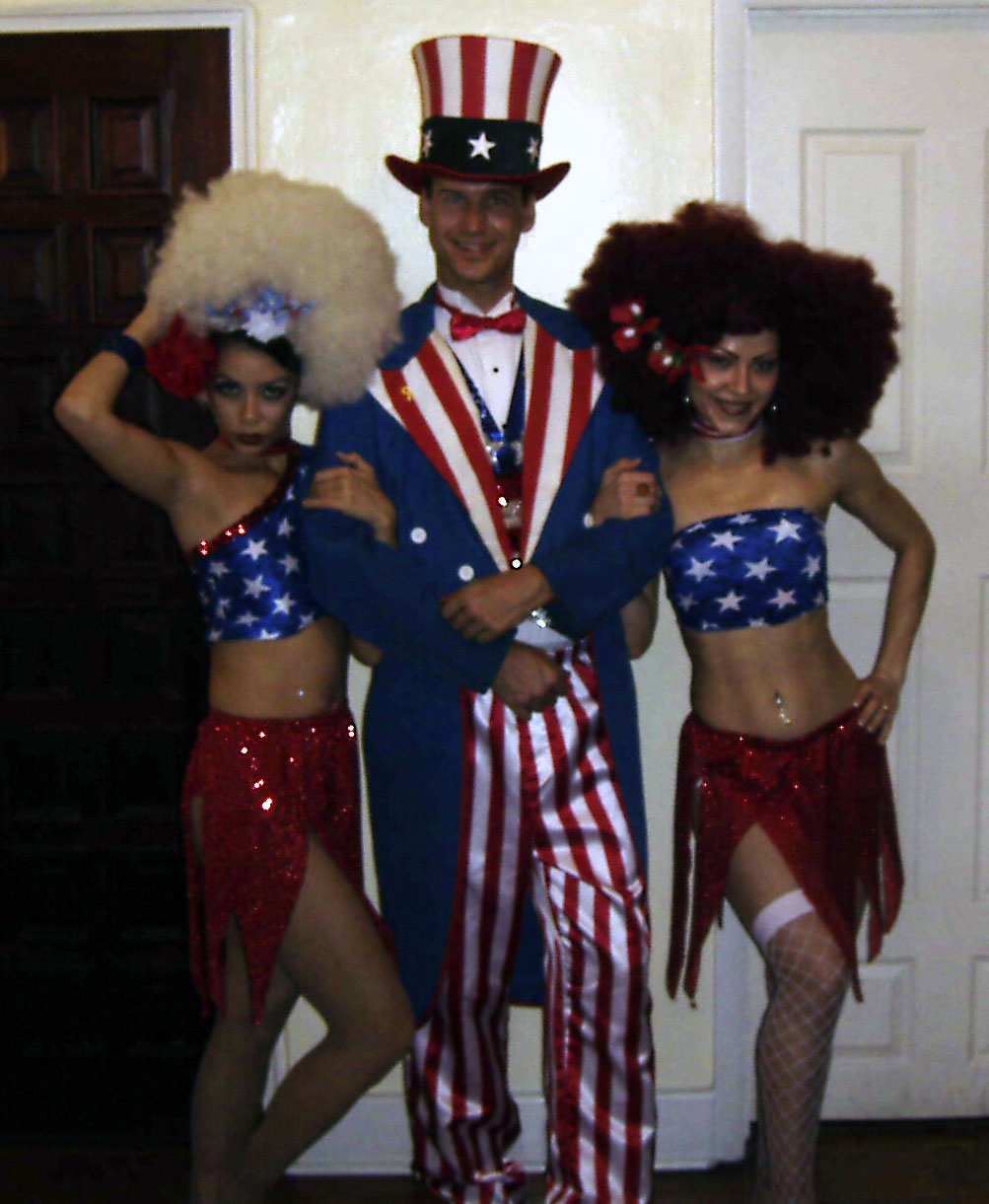 Uncle Sam I am